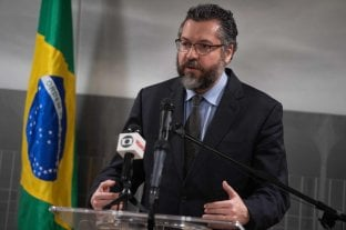 """Brasil analiza """"diversos escenarios"""" para el futuro del Mercosur, dice su canciller"""