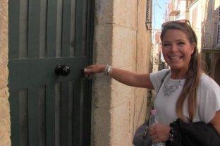Una argentina compró una casa de tres pisos en Italia por un euro