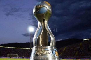 La final de la Copa Argentina se jugará el 13 de diciembre en Mendoza