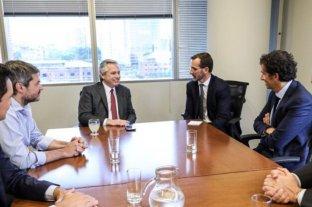 Fernández sumó al CEO de Carrefour a su plan contra el hambre