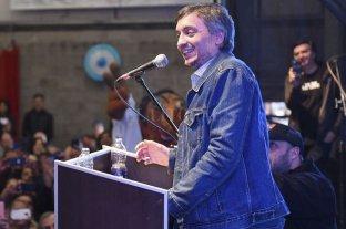 Apoyo del PJ santafesino a Máximo Kirchner