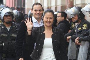 Perú: ordenaron liberar a Keiko Fujimori