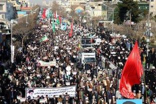Ya son 143 los muertos por la represión de protestas en Irán