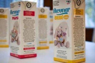 Santa Fe busca incluir la leche Acunar en el plan nacional contra el hambre