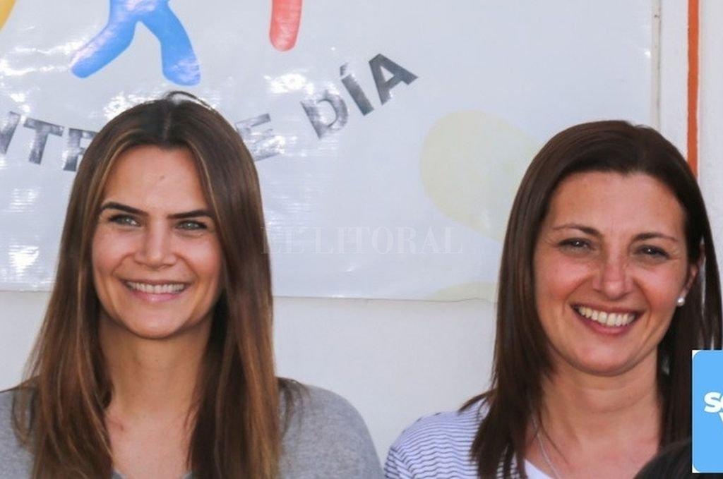 Granata y Florito ya anunciaron la conformación de un bloque propio en la futura Cámara de Diputados. Crédito: El Litoral