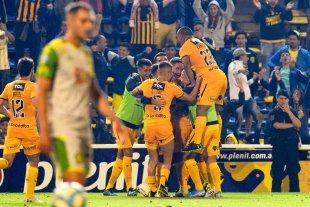 Central goleó a Aldosivi en un partido clave por el descenso
