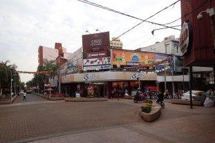 Brasileños y paraguayos de compras en Misiones