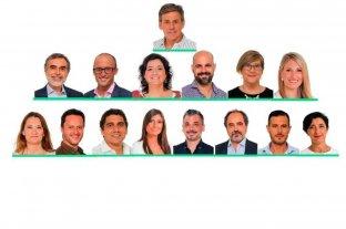 Infografía multimedia: uno por uno, los nuevos funcionarios municipales