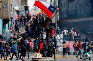 Barricadas y cortes marcan el inicio del segundo día de huelga progresiva en Chile