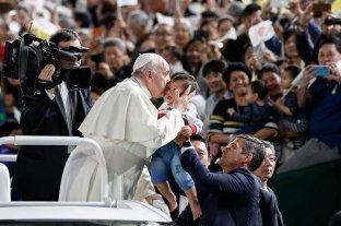 Luego de su gira Oriental, el Papa regresó al Vaticano