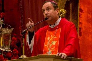 Llegó desde Roma Gustavo Zanchetta, el ex obispo de Orán acusado de abuso sexual