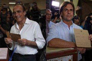 Comenzó el recuento de votos en Uruguay
