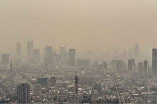 Siete millones de personas mueren a causa de la contaminación ambiental
