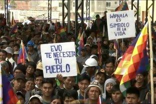 Representantes de varias organizaciones sociales y de DD.HH. viajará a Bolivia para recibir denuncias