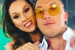 El Polaco reveló el sexo y el nombre del bebé que tendrá con Barby Silenzi