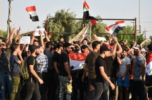 El gobierno iraquí anuncia la liberación de 2.500 detenidos en las protestas