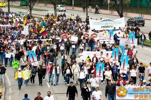 Colombia vive una jornada de huelga general