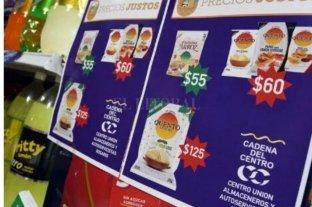 Almaceneros de Rosario ofrecen productos de la canasta navideña a precios congelados
