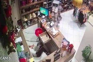 Brutal ataque en Brasil: asesinaron a quemarropa a una vendedora