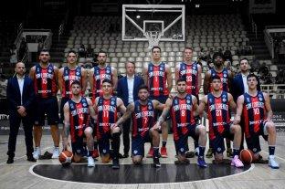 San Lorenzo busca el triunfo que lo deposite en otra fase de la Champions League América de básquet