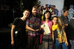Premian en Malasia a un grupo teatral santafesino