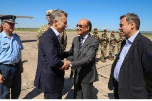"""Macri pidió """"cuidar lo que se ha logrado"""" en estos cuatro años"""
