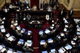 Insólito: gran parte del Senado Nacional se quedó sin luz