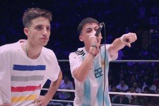 Wos y Trueno son los argentinos que compiten en Madrid por el título mundial en freestyle