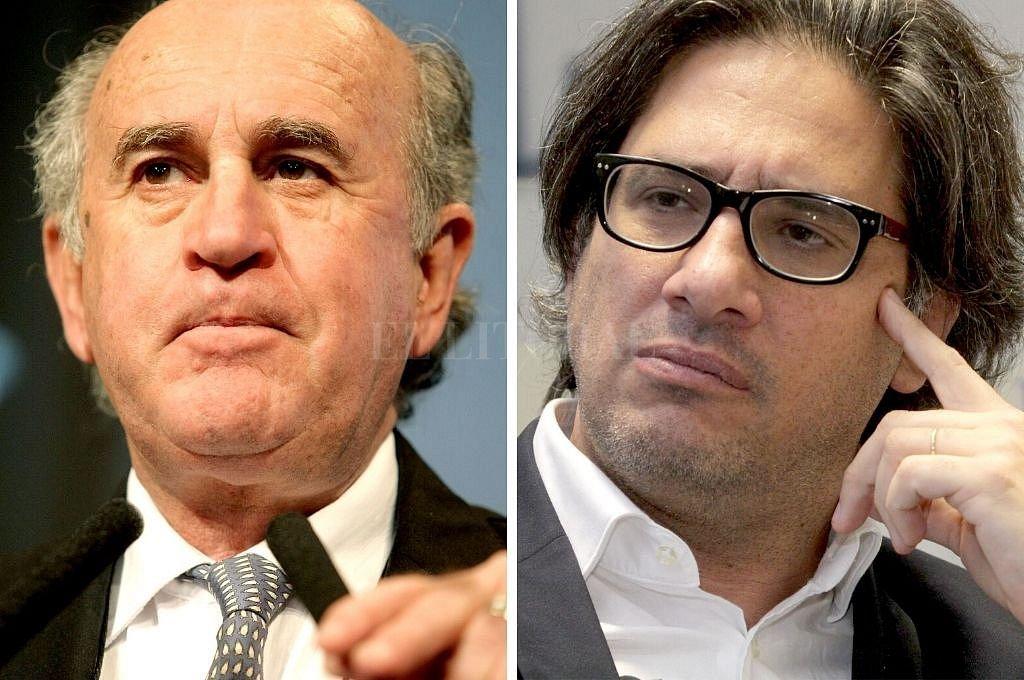 Parrilli y Garavano. <strong>Foto:</strong> El Litoral