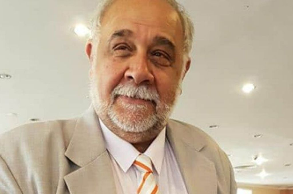 Juan Carlos Pagotto, el abogado de Pïoli.    <strong>Foto:</strong> Gentileza