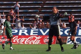 A 20 años de un récord único protagonizado por José Luis Chilavert