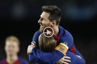 Con un gol de Lionel Messi, Barcelona venció a Borussia Dortmund y se clasificó a octavos