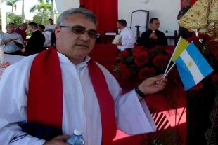 Reconquista: El Vaticano anunció que Néstor Monzón ya no es un clérigo