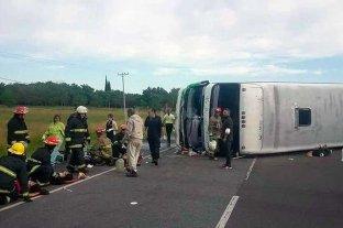 """""""El conductor reconoció que se le fue el micro"""", dijo el fiscal"""