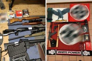 En Italia realizan operativos contra un grupo que buscaba formar un partido nazi