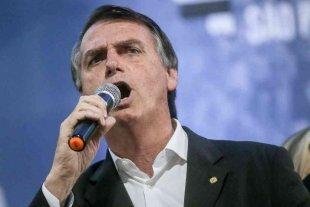 """Denunciaron a Bolsonaro por """"incitación al genocidio"""" de indígenas"""