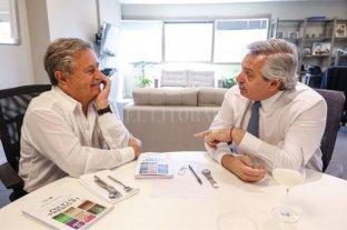 """Duhalde: """"Ofrecí colaborar desde cualquier lugar, no quiero ningún cargo"""""""