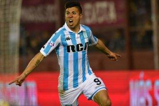 El jugador de Racing Jonatan Cristaldo fue denunciado por violencia de género