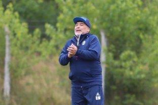 El Gimnasia de Maradona visita a Banfield