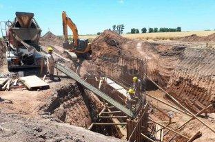Minimizaron el riesgo hídrico en áreas urbanas de Santa Fe