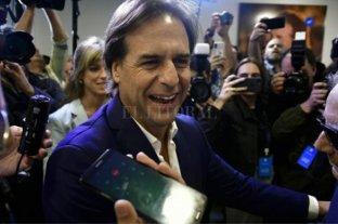 Lacalle Pou es el nuevo presidente de Uruguay