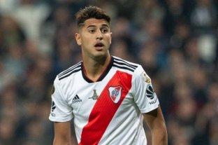 Palacios deja River a cambio de €13 Millones y jugará en el Leverkusen