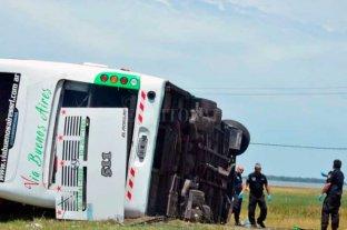 Vuelco en la Ruta 2: familiares de las víctimas responsabilizan al conductor