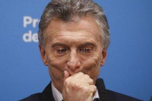 Macri expresó sus condolencias a las familias de las niñas fallecidas