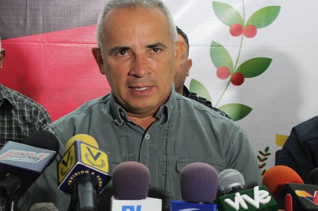 Freddy Bernal, uno de los vicepresidentes del PSUV.    <strong>Foto:</strong> Gentileza