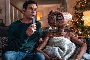 Video: E. T. y Elliot se reencuentran en Navidad