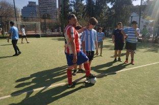 Diego Cerega será la primera persona ciega del mundo en dirigir un equipo de fútbol