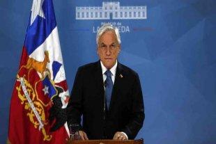 """El gobierno chileno retoma la retórica de la """"guerra"""" y amenaza con represión militar de la protesta"""