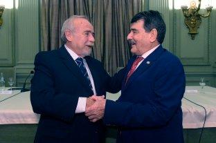 Daniel Nasini asumió la presidencia de la Bolsa de Comercio de Rosario