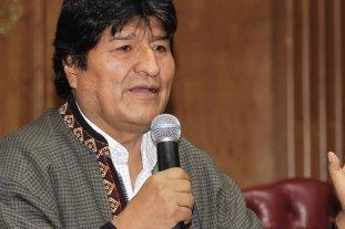 """Evo Morales: """"Aunque no guste, sigo siendo electo presidente hasta 2025"""""""
